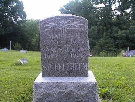 STUFFLEBEEM, NANCY JANE CHILDRESS - Appanoose County, Iowa | NANCY JANE CHILDRESS STUFFLEBEEM