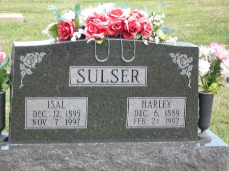 ESPY SULSER, ISAL - Appanoose County, Iowa | ISAL ESPY SULSER