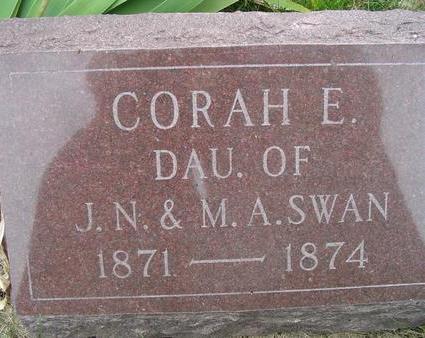 SWAN, CORAH E - Appanoose County, Iowa | CORAH E SWAN
