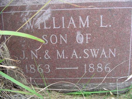 SWAN, WILLIAM L - Appanoose County, Iowa | WILLIAM L SWAN