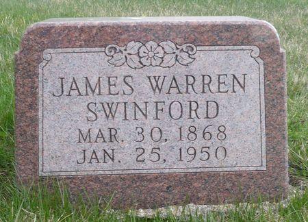 SWINFORD, JAMES WARREN - Appanoose County, Iowa | JAMES WARREN SWINFORD