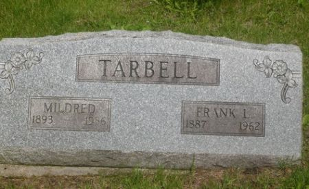 TARBELL, MILDRED - Appanoose County, Iowa   MILDRED TARBELL