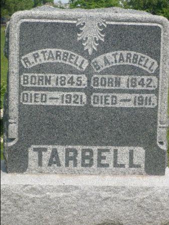 TARBELL, B.A. - Appanoose County, Iowa   B.A. TARBELL