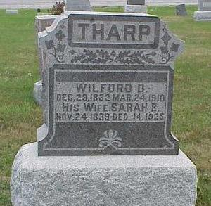 THARP, WILFORD - Appanoose County, Iowa | WILFORD THARP