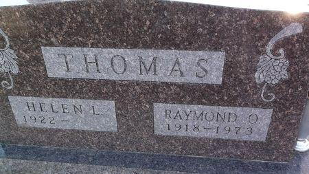 THOMAS, RAYMOND O. - Appanoose County, Iowa | RAYMOND O. THOMAS