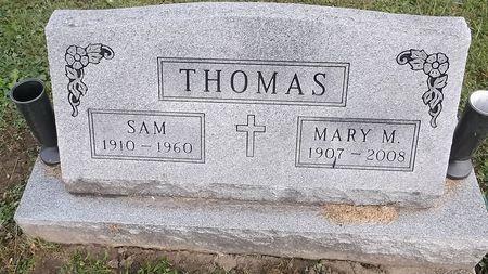 THOMAS, SAM - Appanoose County, Iowa   SAM THOMAS