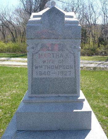 KLUM THOMPSON, MARTHA K. - Appanoose County, Iowa | MARTHA K. KLUM THOMPSON