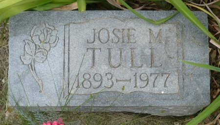 TULL, JOSIE M. - Appanoose County, Iowa   JOSIE M. TULL