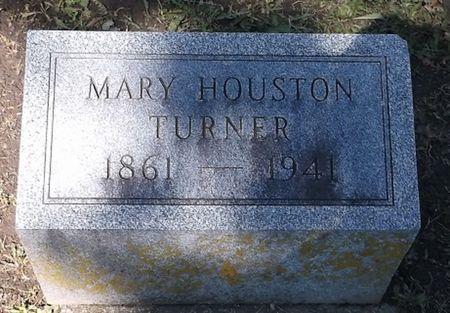 TURNER, MARY - Appanoose County, Iowa | MARY TURNER