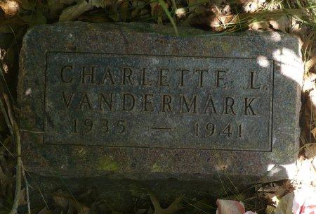 VANDERMARK, CHARLETTE L. - Appanoose County, Iowa   CHARLETTE L. VANDERMARK