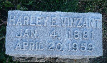 VINZANT, HARLEY - Appanoose County, Iowa   HARLEY VINZANT