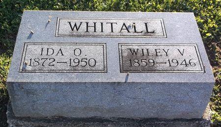 WHITALL, WILEY V. - Appanoose County, Iowa | WILEY V. WHITALL