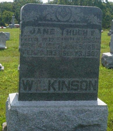 WILKINSON, HUGH E. - Appanoose County, Iowa | HUGH E. WILKINSON