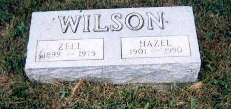 WILSON, ZELL - Appanoose County, Iowa | ZELL WILSON