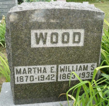 WOOD, MARTHA E. - Appanoose County, Iowa | MARTHA E. WOOD