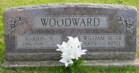 PETERSON WOODWARD, MARION N. - Appanoose County, Iowa | MARION N. PETERSON WOODWARD