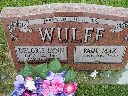 WULFF, DELORIS LYNN - Appanoose County, Iowa | DELORIS LYNN WULFF