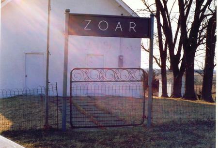 ZOAR, CEMETERY - Appanoose County, Iowa | CEMETERY ZOAR
