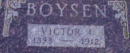 BOYSEN, VICTOR L - Audubon County, Iowa | VICTOR L BOYSEN
