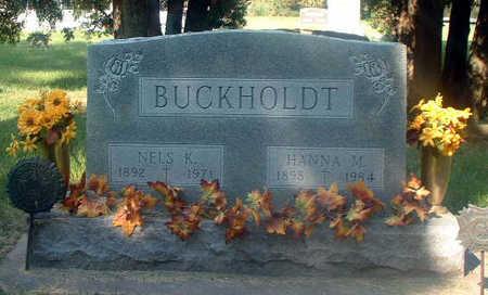 BUCKHOLDT, NELS KIRK - Audubon County, Iowa | NELS KIRK BUCKHOLDT