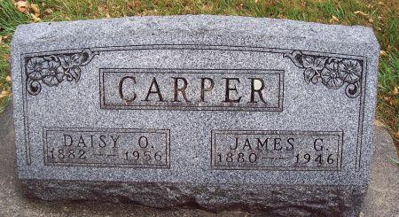 CARPER, DAISY O. - Audubon County, Iowa   DAISY O. CARPER