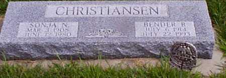 CHRISTENSEN, BENDER - Audubon County, Iowa | BENDER CHRISTENSEN