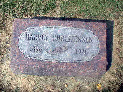 CHRISTENSEN, HARVEY - Audubon County, Iowa | HARVEY CHRISTENSEN