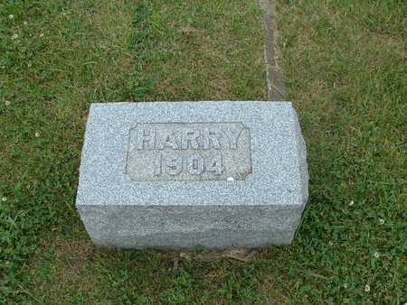 CHRISTENSEN, HARRY - Audubon County, Iowa | HARRY CHRISTENSEN