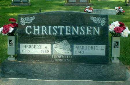 CHRISTENSEN, HERBERT A. - Audubon County, Iowa | HERBERT A. CHRISTENSEN