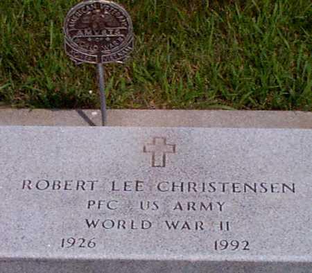 CHRISTENSEN, ROBERT LEE - Audubon County, Iowa | ROBERT LEE CHRISTENSEN