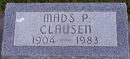CLAUSEN, MADS PETER - Audubon County, Iowa | MADS PETER CLAUSEN