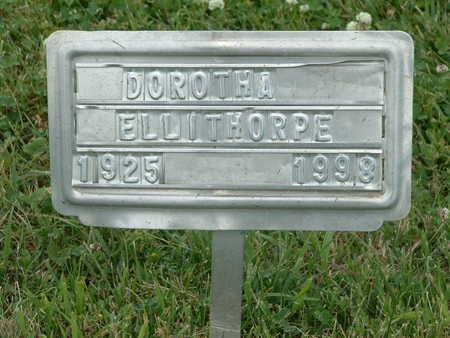 ELLITHORPE, DOROTHA - Audubon County, Iowa | DOROTHA ELLITHORPE