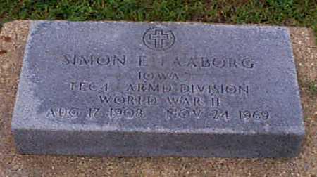 FAABORG, SIMON E - Audubon County, Iowa | SIMON E FAABORG