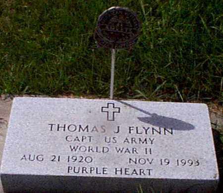 FLYNN, THOMAS J - Audubon County, Iowa | THOMAS J FLYNN