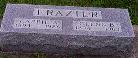 FRAZIER, GLENN B - Audubon County, Iowa | GLENN B FRAZIER