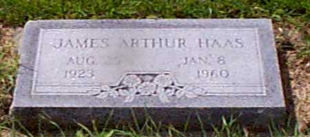 HAAS, JAMES ARTHUR - Audubon County, Iowa | JAMES ARTHUR HAAS