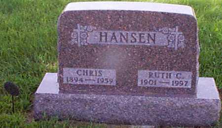 HANSEN, RUTH CHARLOTTE - Audubon County, Iowa | RUTH CHARLOTTE HANSEN