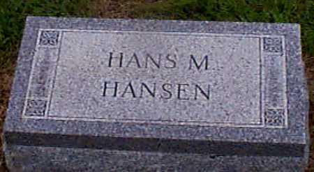 HANSEN, HANS JR - Audubon County, Iowa | HANS JR HANSEN