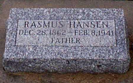 HANSEN, RASMUS - Audubon County, Iowa | RASMUS HANSEN