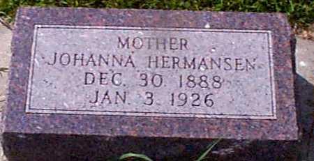 HERMANSEN, CHRIS - Audubon County, Iowa | CHRIS HERMANSEN