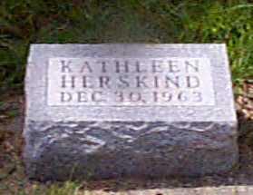 HERSKIND, KATHLEEN - Audubon County, Iowa | KATHLEEN HERSKIND