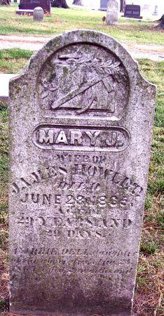 HOWLETT, MARY J. - Audubon County, Iowa   MARY J. HOWLETT