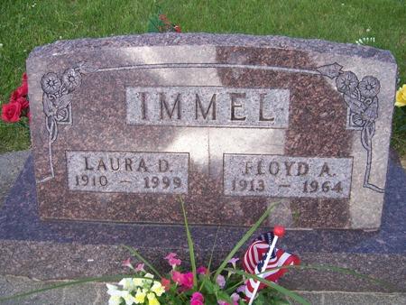 IMMEL, LAURA D - Audubon County, Iowa | LAURA D IMMEL