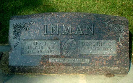 INMAN, REX L. - Audubon County, Iowa | REX L. INMAN