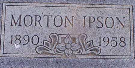 IPSON, MORTON - Audubon County, Iowa | MORTON IPSON