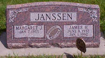 JANSSEN, JAMES H - Audubon County, Iowa | JAMES H JANSSEN