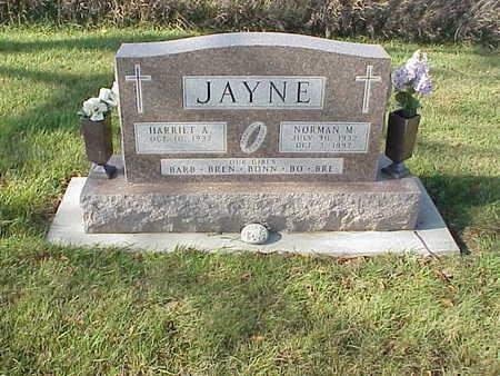 JAYNE, NORMAN M. - Audubon County, Iowa | NORMAN M. JAYNE