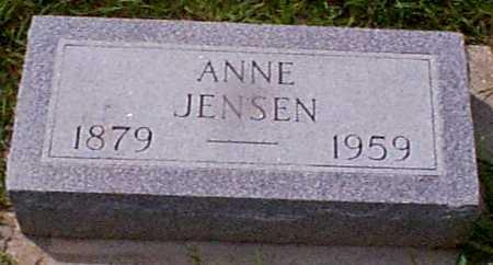 JENSEN, ANNE - Audubon County, Iowa | ANNE JENSEN