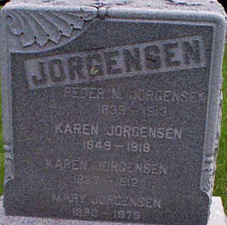 JORGENSEN, MARY - Audubon County, Iowa | MARY JORGENSEN