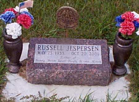 JESPERSEN, RUSSELL - Audubon County, Iowa | RUSSELL JESPERSEN